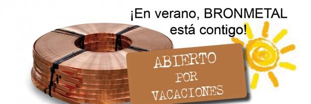 Portada Dos Horario De Verano Bronmetal