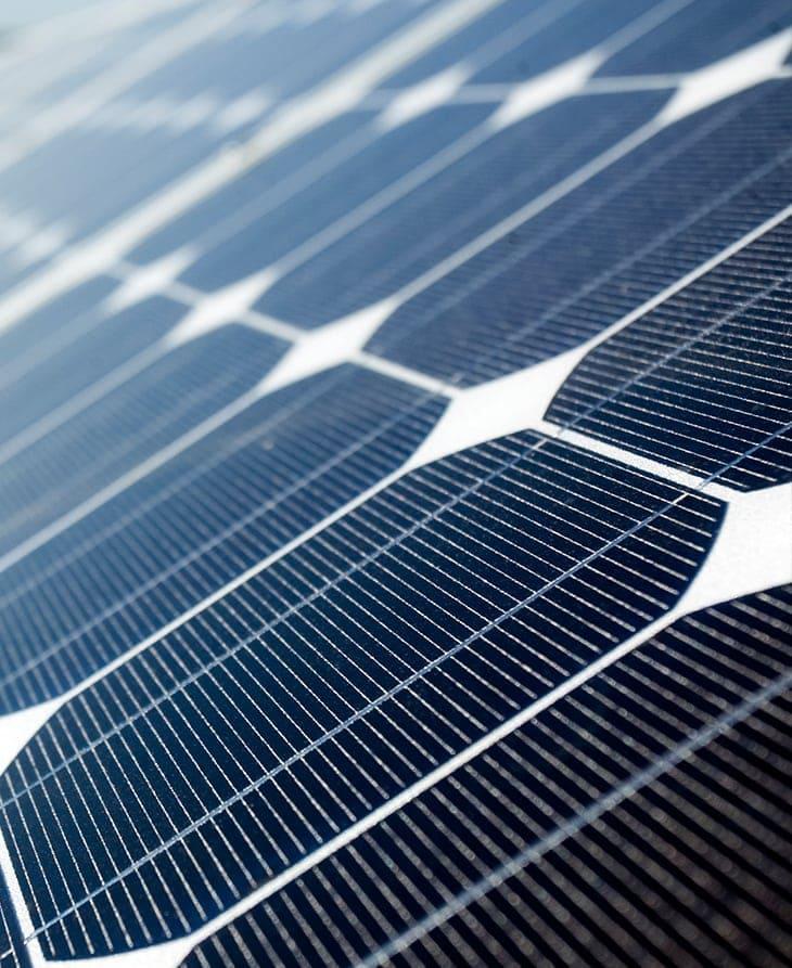 Material para la instalación de energías renovables