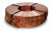 Méplat/barres rectangulaires en cuivre