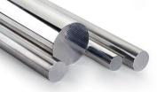 Barra de aluminio formato redondo