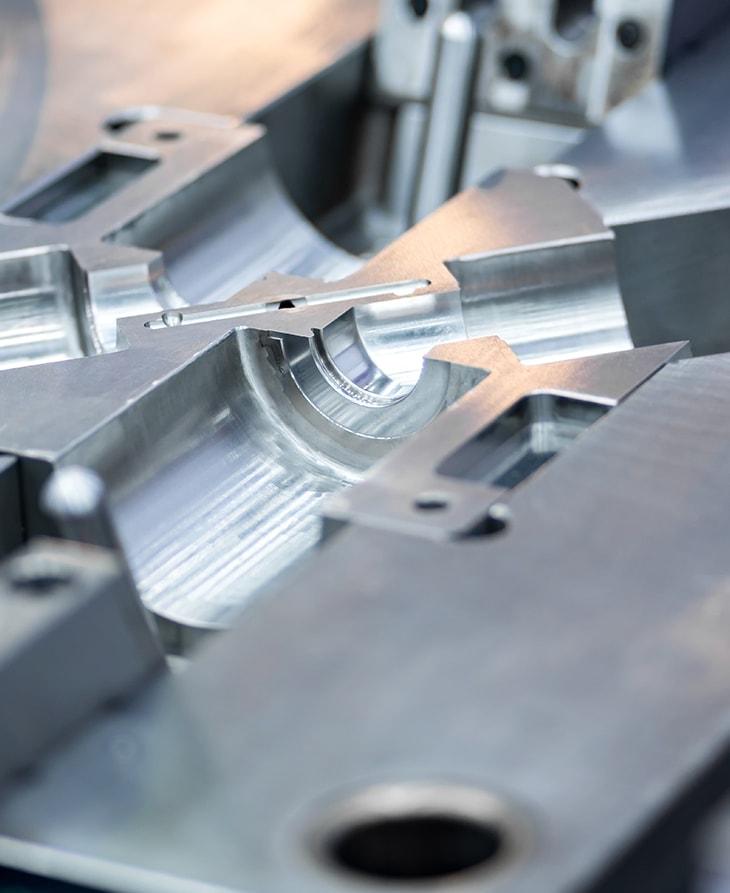 Inyección de aluminio