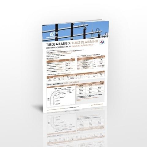 Información técnica de Tubos de subestaciones eléctricas