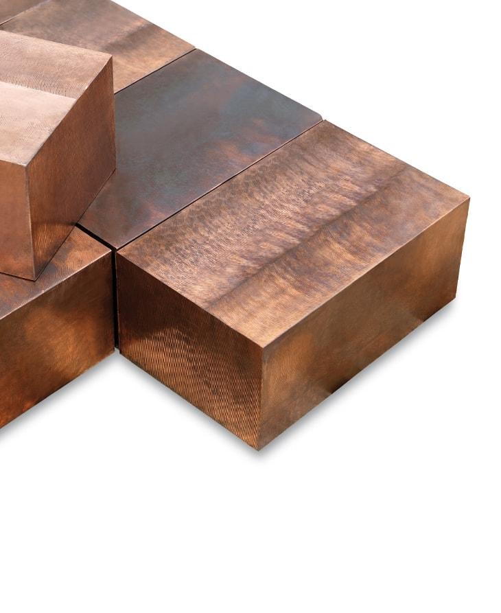 Geschmiedete Teile aus Legiertem Kupfer