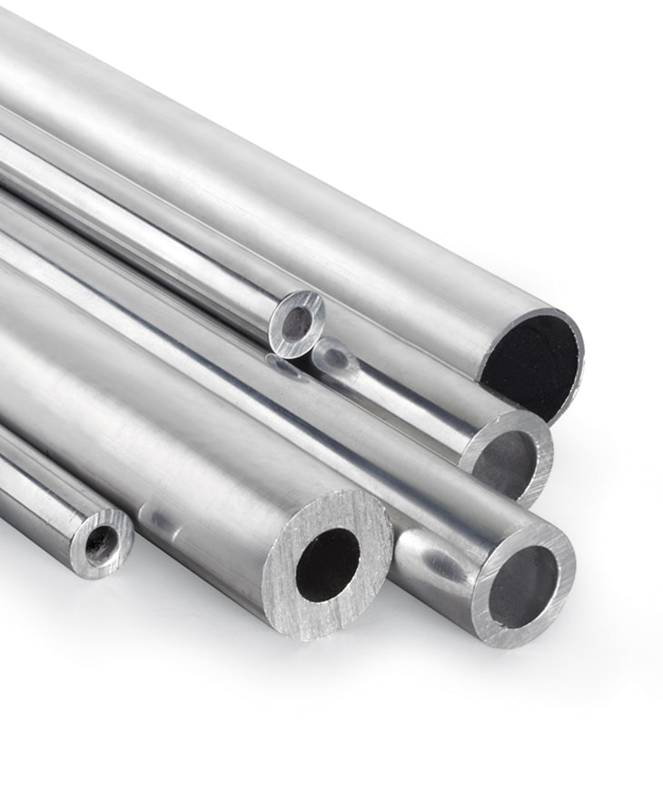 Aluminiumrohre