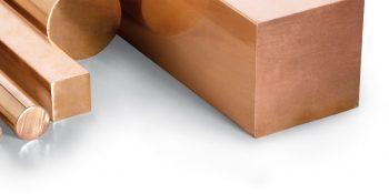 Copper alloy bars