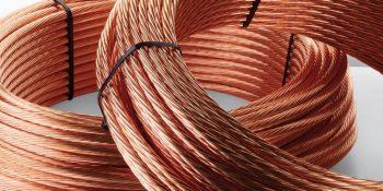 Câble en cuivre