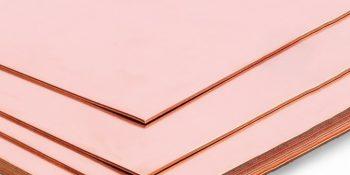 Chapa de cobre