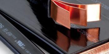 Flexicobre: Placa flexível de cobre