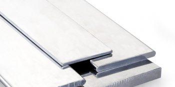 Placa de alumínio/barra retangular