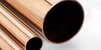 Rohre aus Legiertem Kupfer